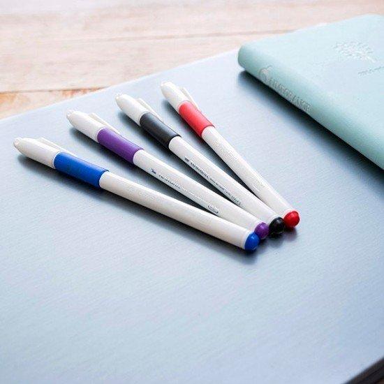 Bút thiên long Gel 012 đen