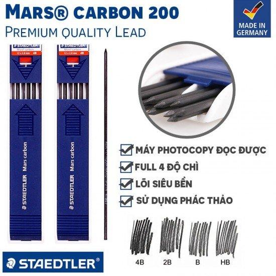 Ruột bút chì Steadler 200 (2mm)