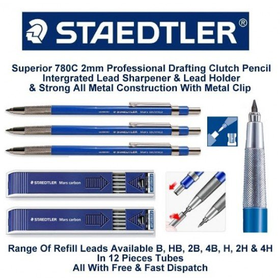 Bút chì Steadler 780C