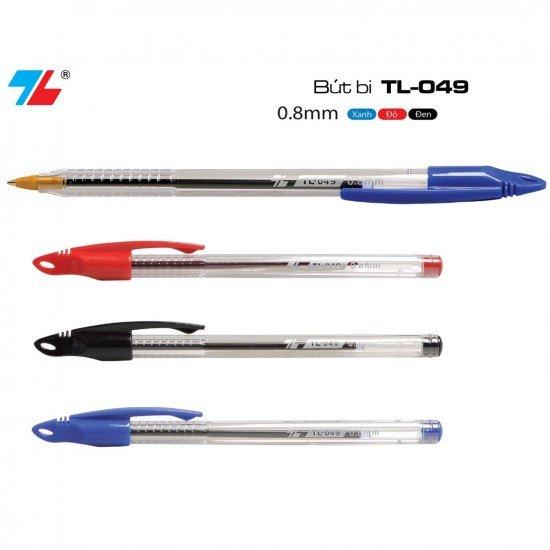 Bút Thiên Long 049 - Đỏ