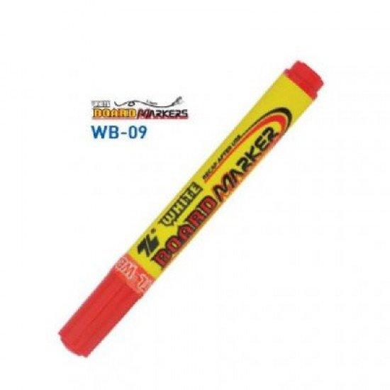 Bút viết bảng Thiên Long wb09 - Đỏ