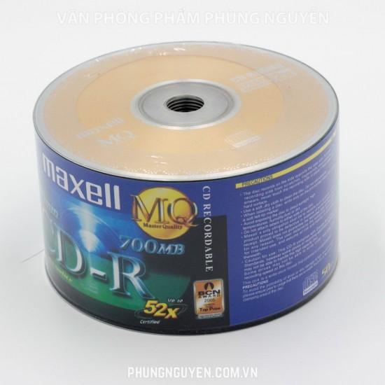 Đĩa CD Maxell (50C/Cọc)