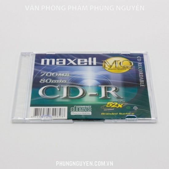Đĩa hộp CD Maxell (10C/hộp)