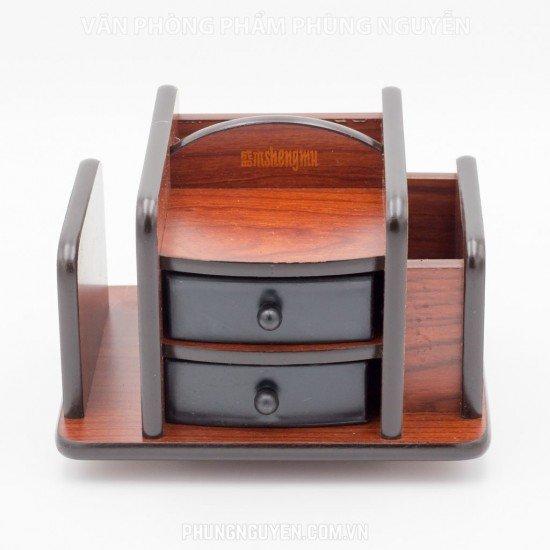 Khay bút gỗ 8013