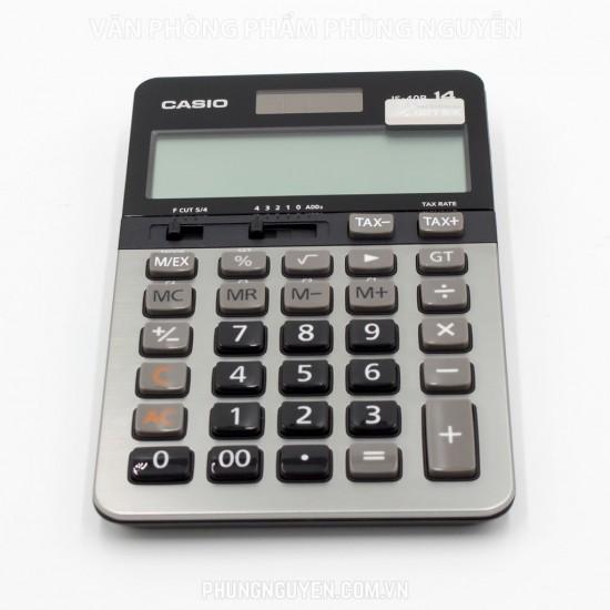 Máy tính casio JS40B (BH 2 năm)
