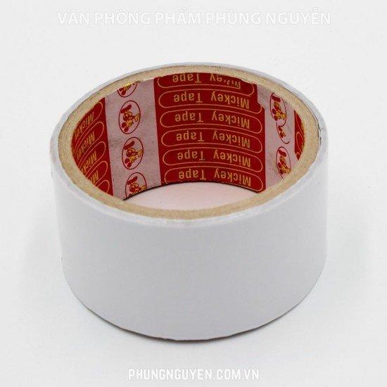 Băng dính 2 mặt 5cm (dày)