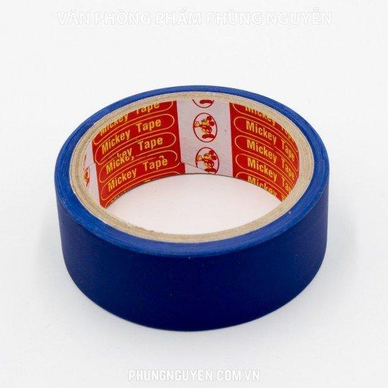 Băng dính Xi xanh 3cm dày (8c/cây)