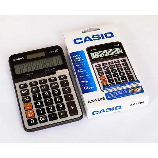 Máy tính casio AX 120S (BH 2 năm)