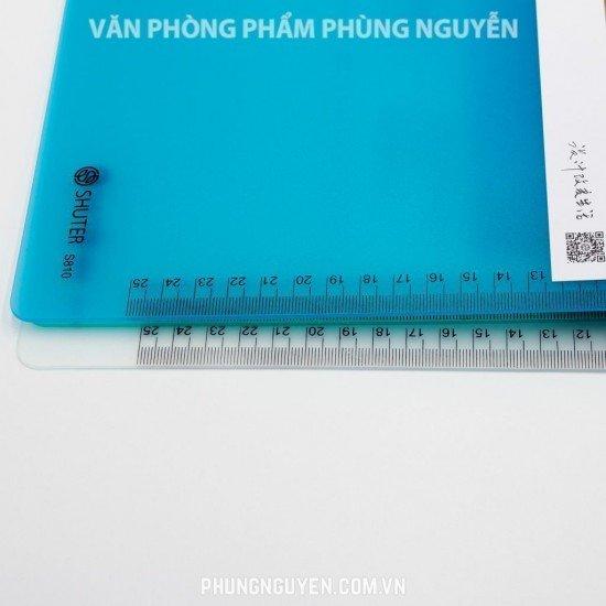 Trình ký nhựa 1 mặt