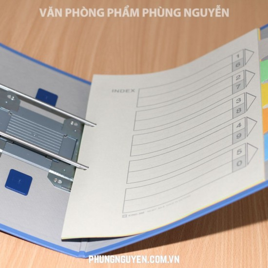 File còng ống Kingjim A4S 3515 15cm