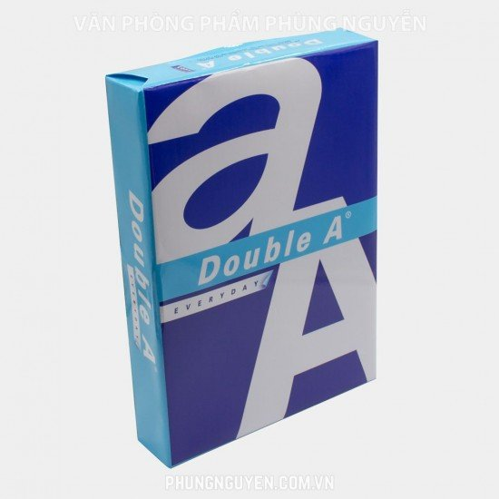 Giấy Double A A4 70/90