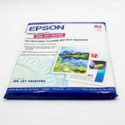Giấy in ảnh 1 mặt Epson A4 100 tờ
