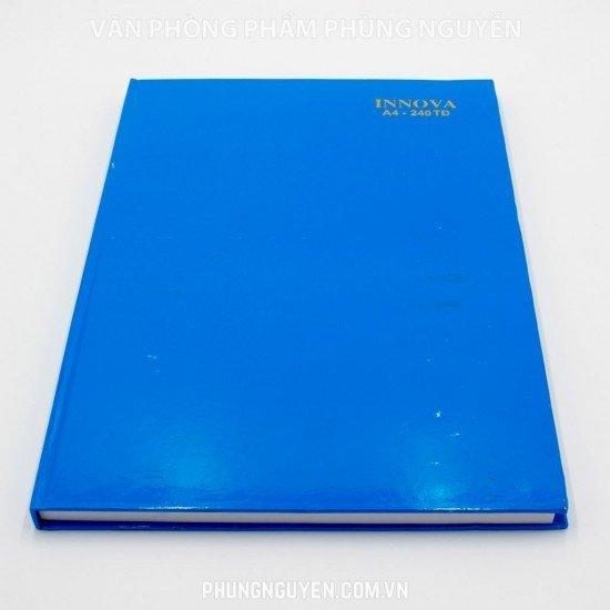 Sổ bìa cứng Innova A4 320 Trang