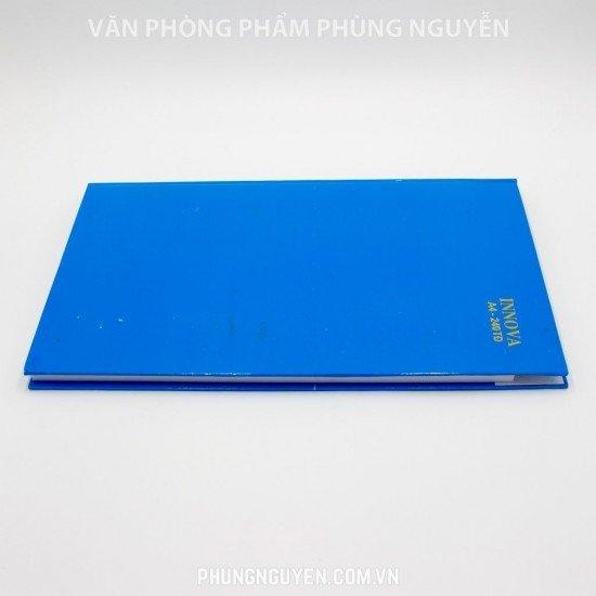 Sổ bìa cứng Thừa đầu Innova B4 240 Trang