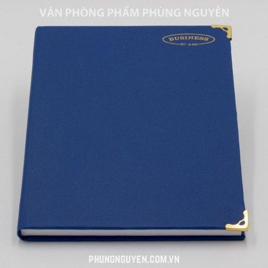 Sổ Business B7 240 Trang