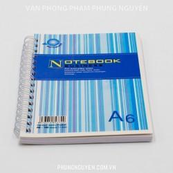 Sổ lò xo A6 100 Trang