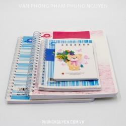 Sổ lò xo A6 200 Trang